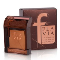 F by FLAVIA Brown Pour Homme