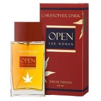Christopher Dark Open For Woman Eau de Parfum