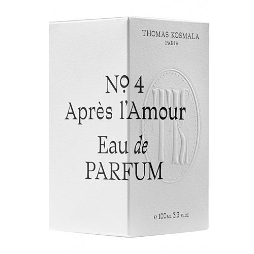 Thomas Kosmala No 4 Apres L'Amour Парфюмерная вода унисекс