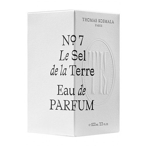 Thomas Kosmala No 7 Le Sel De La Terre Парфюмерная вода унисекс