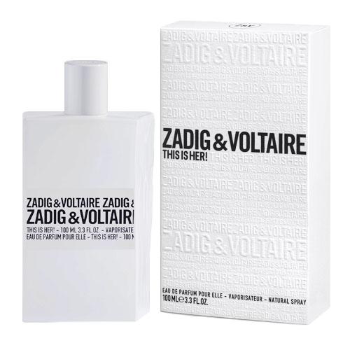 Zadig & Voltaire This is Her Парфюмерная вода для женщин