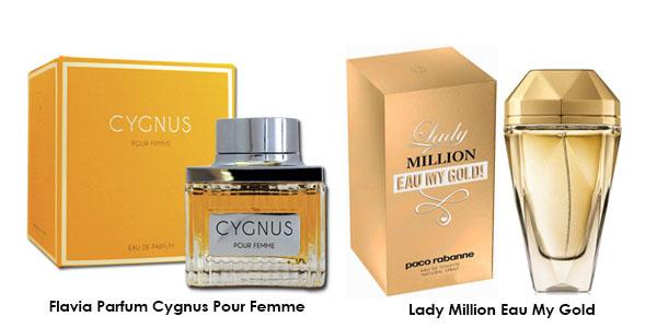 ароматы истинного блаженства и удовольствия Flavia Cygnus Pour